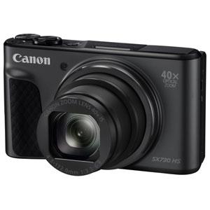 PSSX730HS(BK) キヤノン デジタルカメラ「PowerShot SX730 HS」(ブラック) [PSSX730HSBK]【返品種別A】【送料無料】