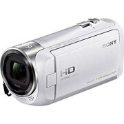 デジタル ビデオカメラ ホワイト ハンディ