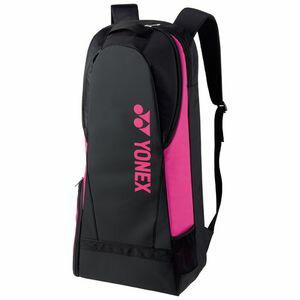 YONEX BAG1738 181【税込】 ヨネックス ラケットリュック(ブラック/ピンク・テ…