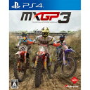 【PS4】MXGP3 - The Official Moto...