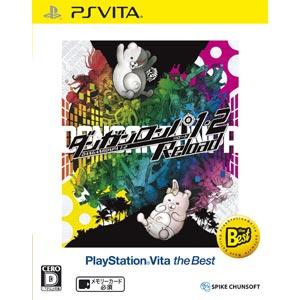 プレイステーション・ヴィータ, ソフト PS Vita12 Reload PlayStationRVita the Best VLJS-55008