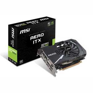1060 AERO ITX 6G OC MSI PCI-Express 3.0 x16対応 グラフィックスボードMSI GeForce GTX 1060 AERO ITX 6G OC [1060AEROITX6GOC]【返品種別B】【送料無料】