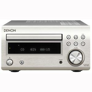 Denon(デノン)『ディスクリートアンプ搭載Bluetooth対応CDレシーバー(RCD-M41)』
