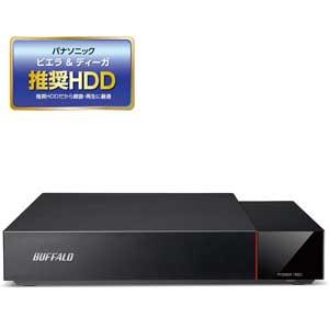 HDV-SA2.0U3/VC バッファロー USB3.1(Gen1)/3.0対応 外付けハードディスク 2.0TBビエラ&DIGA(ディーガ)推奨ハードディスク [HDVSA20U3VC]【返品種別A】【送料無料】