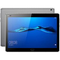 BAH-W09 HUAWEI HUAWEI MediaPad M3 Lite 10 Wi-Fiモデル(スペースグレー) 10.1インチ タブレットパソコン [BAHW09BM3LT1032G]【返品種別B】