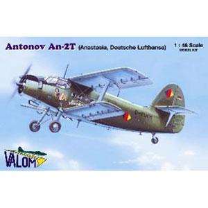 1/48 アントノフ An-2コルト「アナスタシア/ルフトハンザ」【VAL48007】 バロム