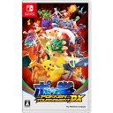 【Nintendo Switch】ポッ拳 POKKEN TOURNAMENT DX ポケモン [HAC-P-BAAYA NSWポッケン]