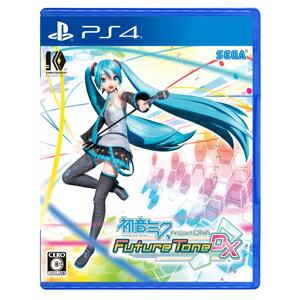 【特典付】【PS4】初音ミク Project DIVA Future Tone DX(通常版)…