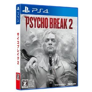 【PS4】PSYCHOBREAK 2 ベセスダ・ソフトワークス [PLJM-16071]【返品…