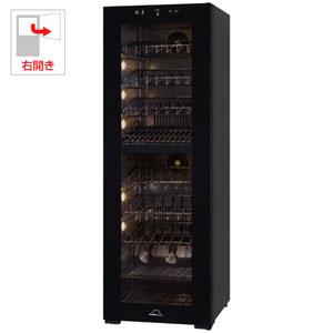 (標準設置料込)FJN-105G(BK) フォルスター ワインセラー(34本収納) 【右開き】 ブラック forster HomeCellar [FJN105GBK]