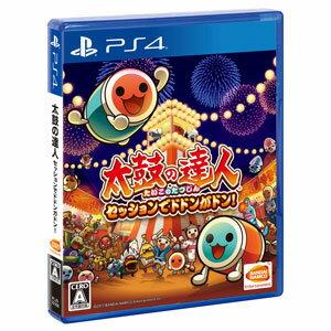 【特典付】【PS4】太鼓の達人 セッションでドドンがドン!(通常版) バンダイナムコエンターテ…