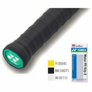 ヨネックス ラケットスポーツ グリップテープ ウォーターフィットグリップ2 AC150 ブラック