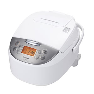 RC-18MSL-W 東芝 マイコンジャー炊飯器(1升炊き) ホワイト TOSHIBA マイコン保温釜 [R...