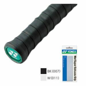 ヨネックス ラケットスポーツ グリップテープ ウエットスーパーゴクウスグリップ AC130 ブラック