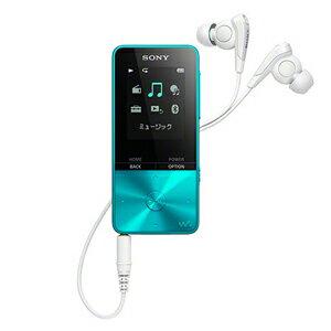 NW-S313 L ソニー ウォークマン S310シリーズ 4GB(ブルー) SONY Walkman [NWS313LC]【返品種別A】【送料無料】