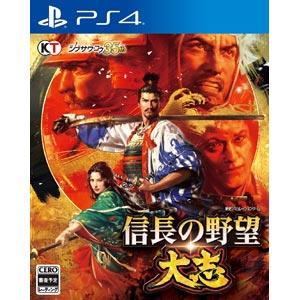 【PS4】信長の野望・大志(通常版) コーエーテクモゲームス [PLJM-16078 PS4ノ…