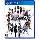 【PS4】ディシディア ファイナルファンタジー NT スクウェア・エニックス [PLJM-16060 PS4 ディシディアFFNT]