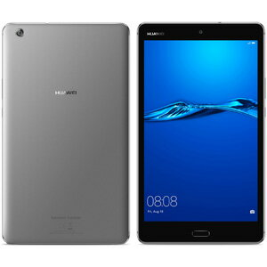 CPN-W09 HUAWEI HUAWEI MediaPad M3 Lite Wi-Fiモデル (スペースグレー) 8.0インチ タブレットパソコン