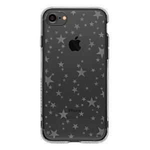 94553f3b1d HB74-STPU-STR Highend Berry iPhone7用 TPUソフトケース(クリア/スター)