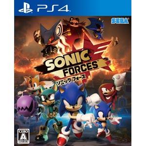 【デジタル特典付】【PS4】ソニックフォース セガゲームス [PLJM-16064 PS4ソニ…