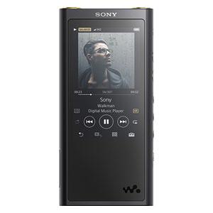 NW-ZX300 B ソニー ウォークマン ZX300シリーズ 64GB ヘッドホン非同梱モデル(グレイッシュブラック) SONY Walkman [NWZX300BM]【返品種別A】【送料無料】