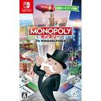 【Nintendo Switch】モノポリー for Nintendo Switch ユービーアイソフト [HAC-P-ADQPA モノポリーNSW]