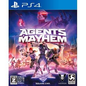【封入特典付】【PS4】エージェンツ オブ メイヘム スクウェア・エニックス [PLJM-16…