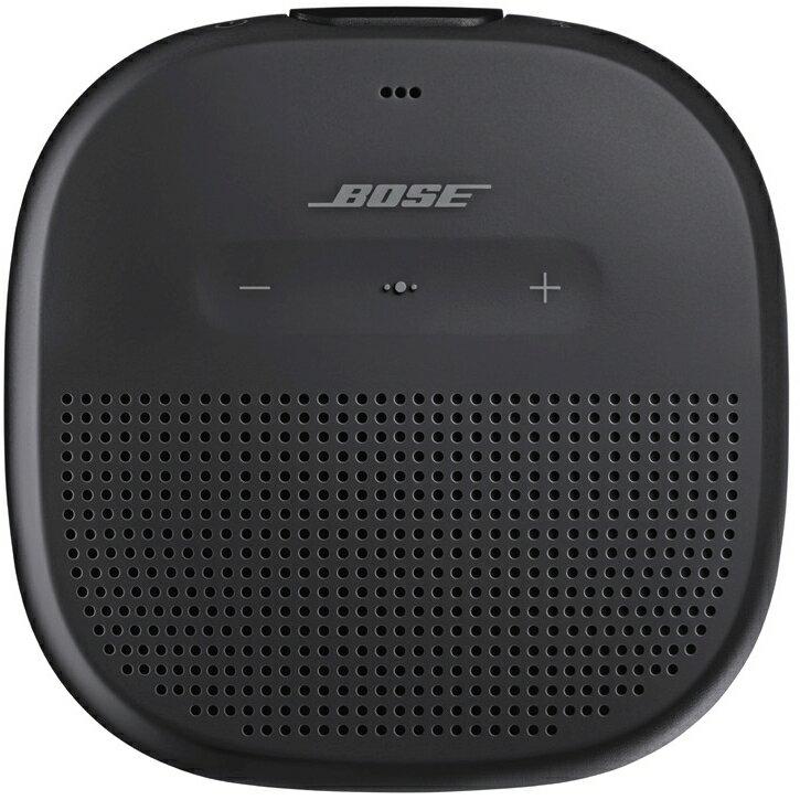 SLINK MICRO BLK ボーズ SoundLink Micro(ブラック) BOSE SoundLink Micro Bluetooth speaker