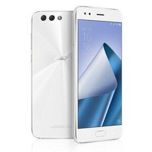 ZE554KL-WH64S6 エイスース ASUS ZenFone 4 ムーンライトホワイト 5.5インチ SIMフリースマート...