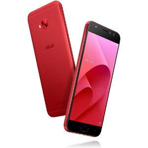 ZD552KL-RD64S4 エイスース ASUS ZenFone 4 Selfie Pro クラシックレッド 5.5インチ SIMフリー...