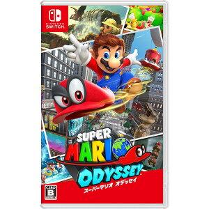 【Nintendo Switch】スーパーマリオ オデッセイ 任天堂 [HAC-P-AAACA…