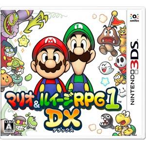 【3DS】マリオ&ルイージRPG1 DX 任天堂 [CTR-P-BRMJ 3DSマリオルイージRPG]【返品種別B】