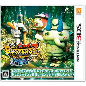 【封入特典付】【3DS】妖怪ウォッチバスターズ2 秘宝伝説バンバラヤー ソード レベルファイブ…