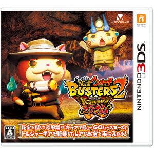 【封入特典付】【3DS】妖怪ウォッチバスターズ2 秘宝伝説バンバラヤー マグナム レベルファイ…