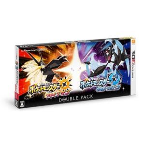 【3DS】ポケットモンスター ウルトラサン・ウルトラムーン ダブルパック ポケモン [CTR-…