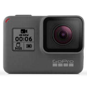 CHDHX-601-FW GoPro GoPro HERO6 Black [CHDHX601FWHERO6B]【返品種別A】【送料無料】