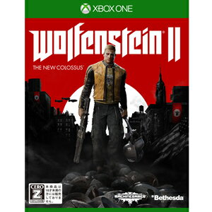 【Xbox One】ウルフェンシュタイン 2:ザ ニューコロッサス ベセスダ・ソフトワークス …