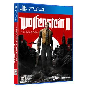 【PS4】ウルフェンシュタイン 2:ザ ニューコロッサス ベセスダ・ソフトワークス [PLJM…