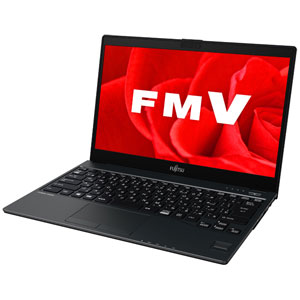 ノートPC「FMV LIFEBOOK UH」(FMVU90B3)