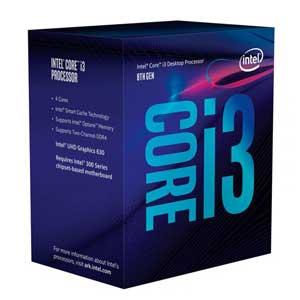 BX80684I38100 インテル Intel CPU Core i3 8100(Coffee Lake)