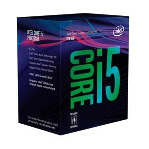 BX80684I58400 インテル Intel CPU Core i5 8400(Coffee Lake) [BX80684I58400]【返品種別B】【送料無料】