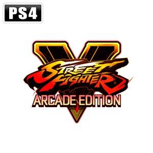 【PS4】STREET FIGHTER V ARCADE EDITION(ストリートファイターV アーケードエディション) カプコン [PLJM-16112 PS4ストVアーケード]