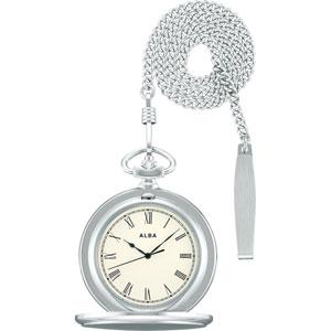 AQGK448 アルバ ポケットウォッチ 提げ時計 懐中時計 [AQGK448]【返品種別A】