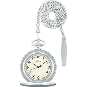 AQGK451 アルバ ポケットウォッチ 提げ時計 懐中時計 [AQGK451]【返品種別A】