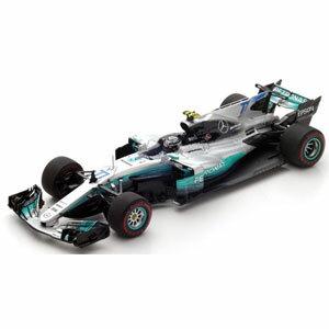 1/43 Mercedes AMG Petronas F1 Team No.77 Winner Austrian GP 2017 Mercedes F1 W08 EQ Power+【S5048】 スパーク