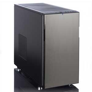 FD-CA-DEF-R5-TI Fractal Design ミドルタワー型PCケース(Titanium Grey) [FDCADEFR5TI]【返品種別A】【送料無料】