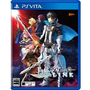 【デジタル特典付】【PS Vita】Fate/EXTELLA LINK マーベラス [VLJM-38008 PSVフェイトエクステラリンク]【返品種別B】
