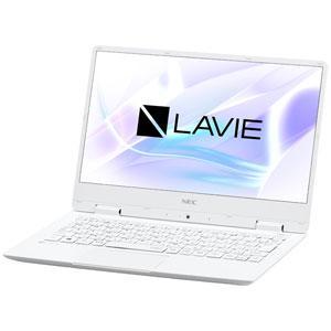 PC-NM550KAW NEC 12.5型ノートパソコン LAVIE Note Mobile NM550/KAシリーズ パールホワイト LAVIE 2018年 春モデル(Core i5/メモリ8GB/SSD256GB/Office H&B) [PCNM550KAW]【返品種別A】
