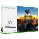 Xbox One S 1 TB (PlayerUnknown's Battlegrounds 同梱版...