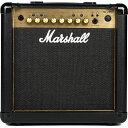 MG15GFX マーシャル 15Wギターアンプ正規メーカー保証付属 Marshall MG GOLDシリーズ [MG15GFX]【返品種別A】